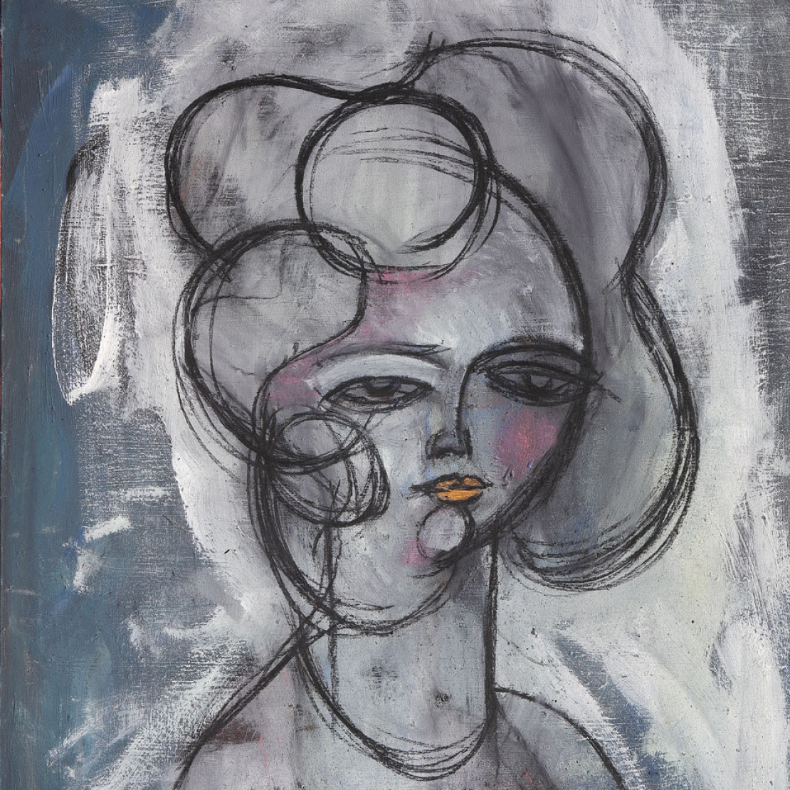 Thomas BOULZE – L'écriture rencontre la peinture