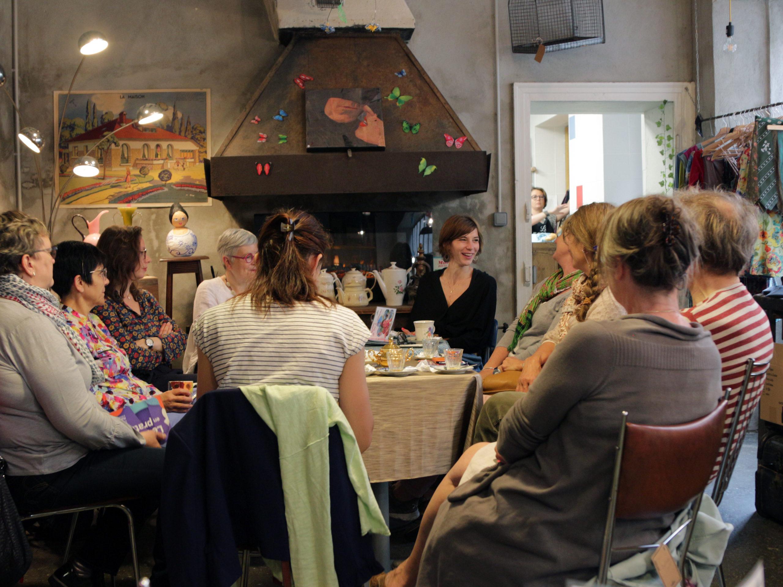 Lectures Plurielles | Le projet de l'association
