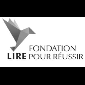 Logo Fondation Lire pour Réussir